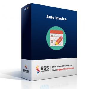 Auto Invoice free module for magento
