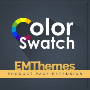 Color Swatch free module