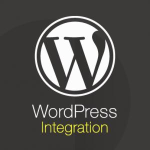 Wordpress integration free module
