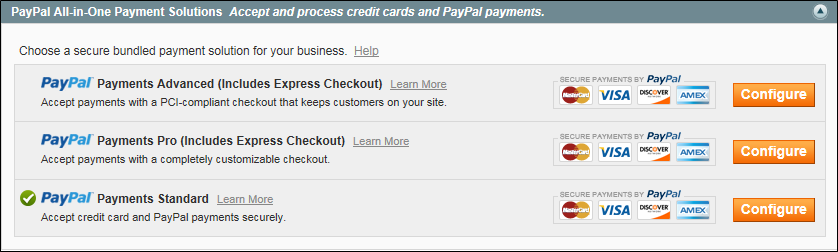 Paypal-Payment-standard
