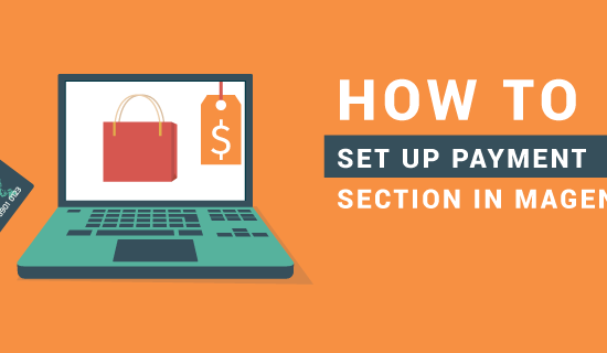 how to set up payment on website