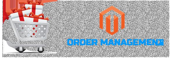 Order-manegement-magento