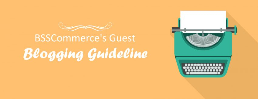 BSSCommerce Guest Blogging Userguide