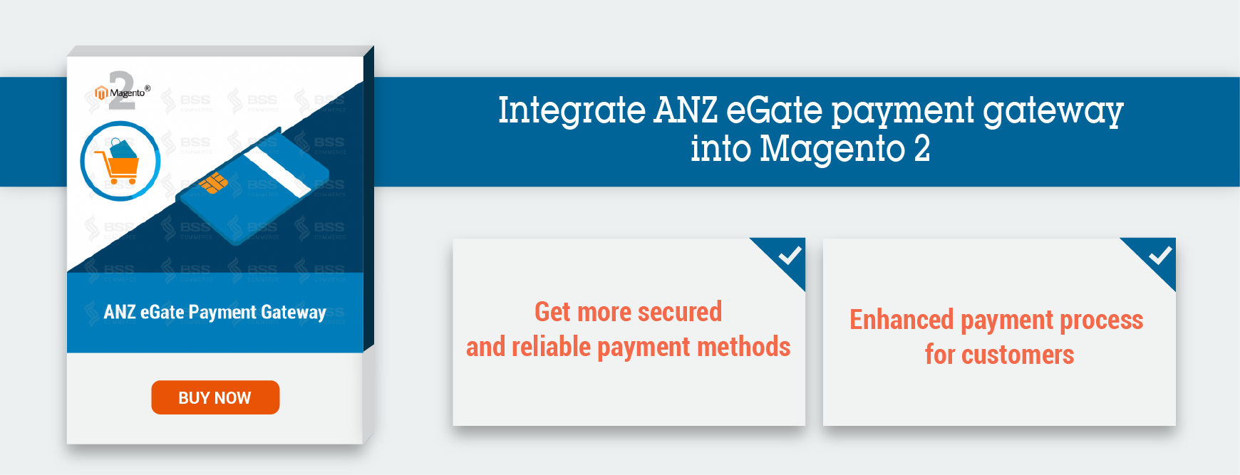 Magento ANZ eGate Payment Gateway for Magento 2