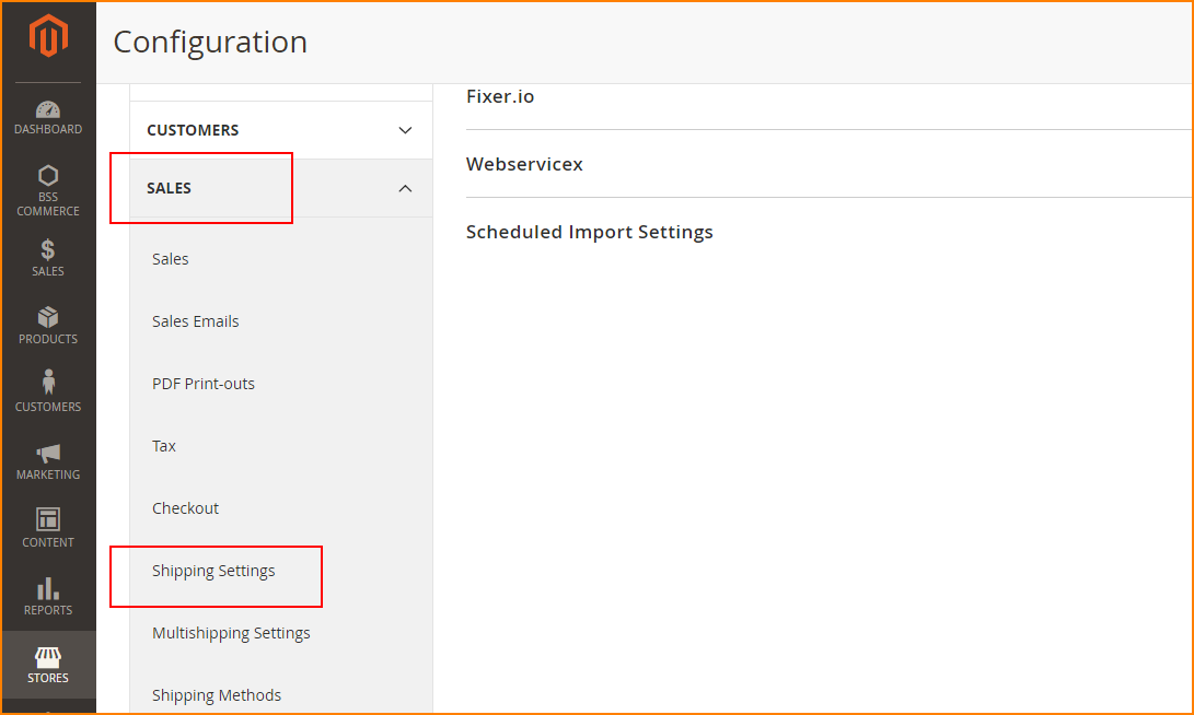 How to Set Up Shipping Methods in Magento 2 (Part 1) - BSS