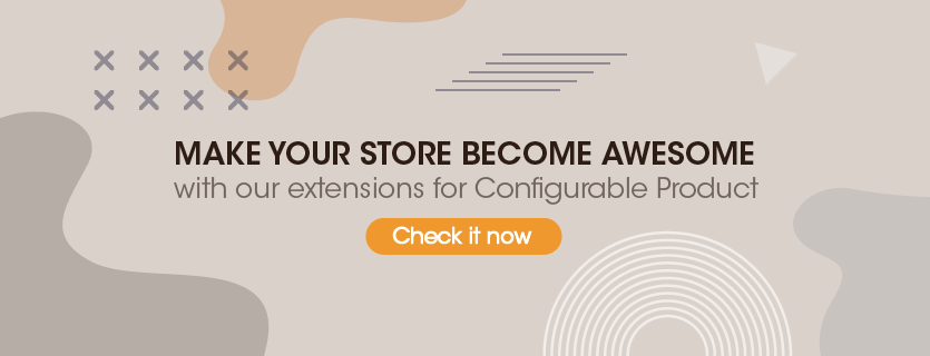 Magento 2 Configurable Product extensions