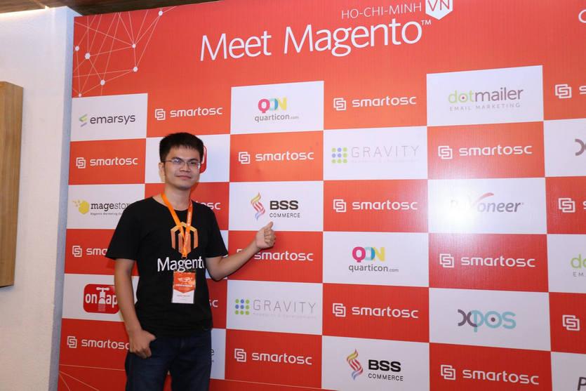 Meet Magento Vietnam 2016 BSSCommerce