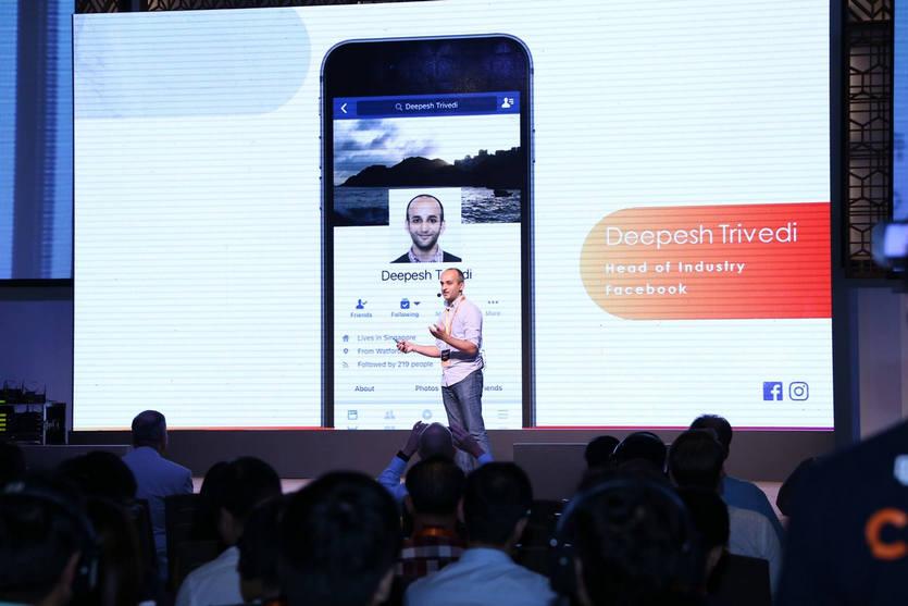 Meet Magento Vietnam 2016 opening room