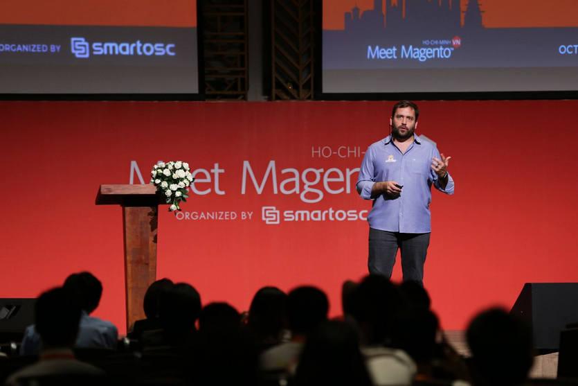 Meet Magento Vietnam 2016 technical room