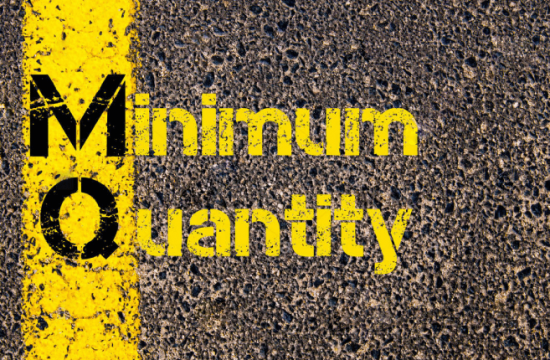 How To Set Minimum Quantity for Configurable Product