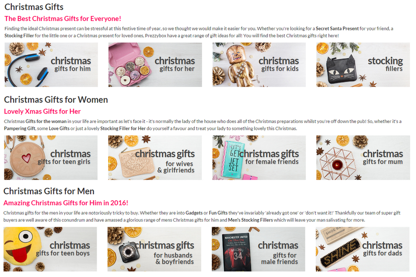 best christmas ideas for ecommerce merchants 2017