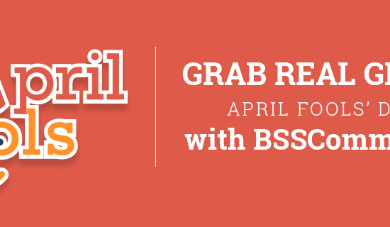 Grab Real Gifts April Fools' Day with BSSCommerce