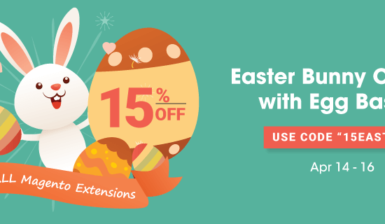 easter day magento sales off