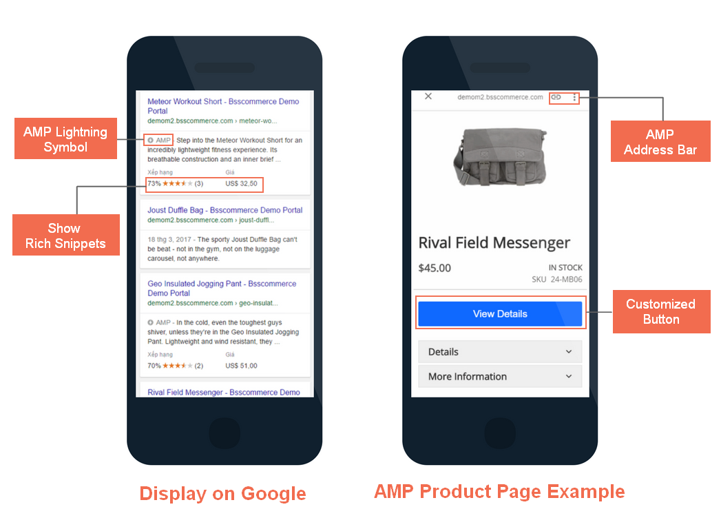 Google-AMP-extension-for-magento-2-product-page