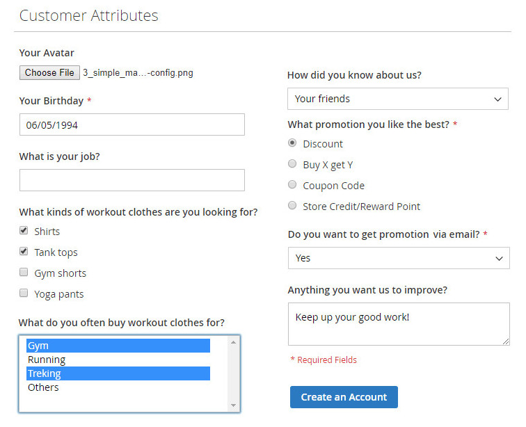magento add attribute to customer-in-registration-form
