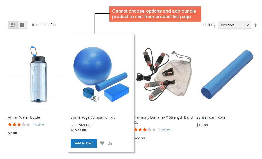 Cannot add product with many custom options to cart from product list page