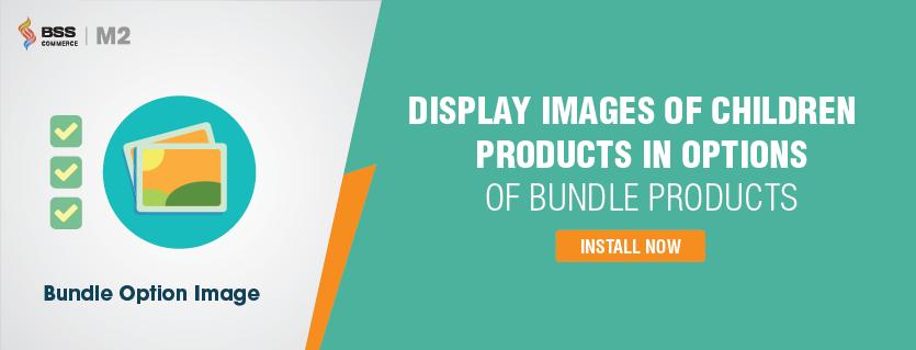 Magento 2 Bundle Option Image