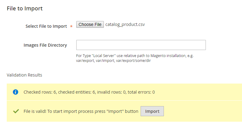 magento-2-import-product-check-data