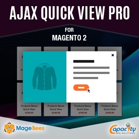 Ajax Quick View Pro For Magento 2