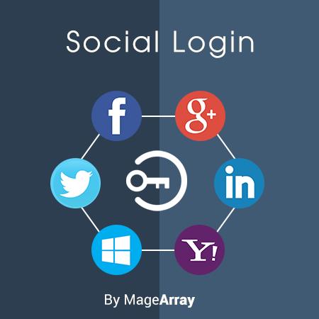 social login in magento 2