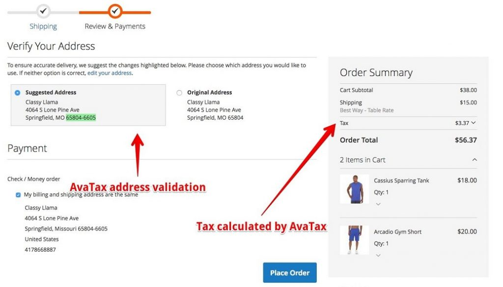 Ava Tax