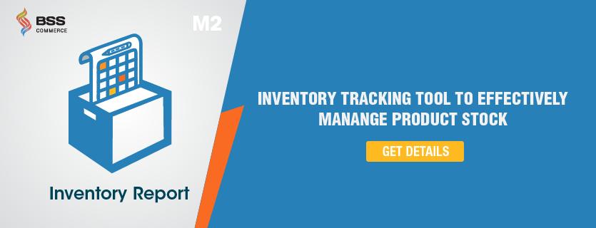Inventory Report CTA-01