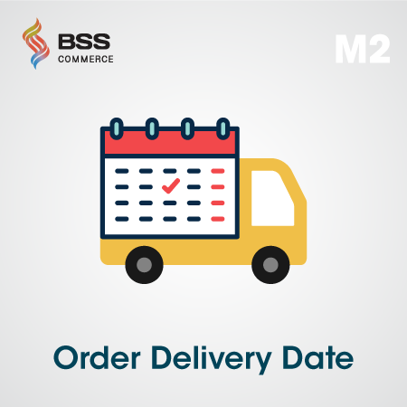 Magento 2 Delivery Date and Time Extension