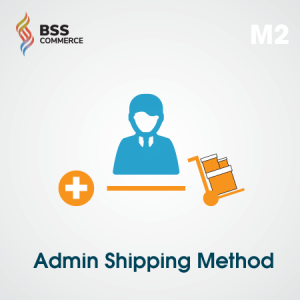 Admin Shipping Method