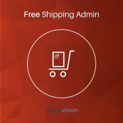 Free Shipping Admin