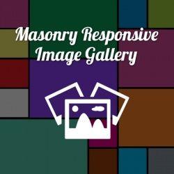 Masonry Responsive Image Gallery