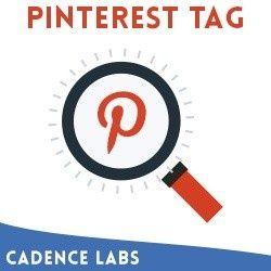 Pinterest Tag