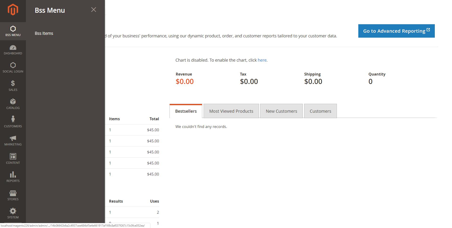Magento 2 create admin menu