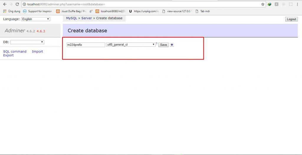 Create-database-m224prefix