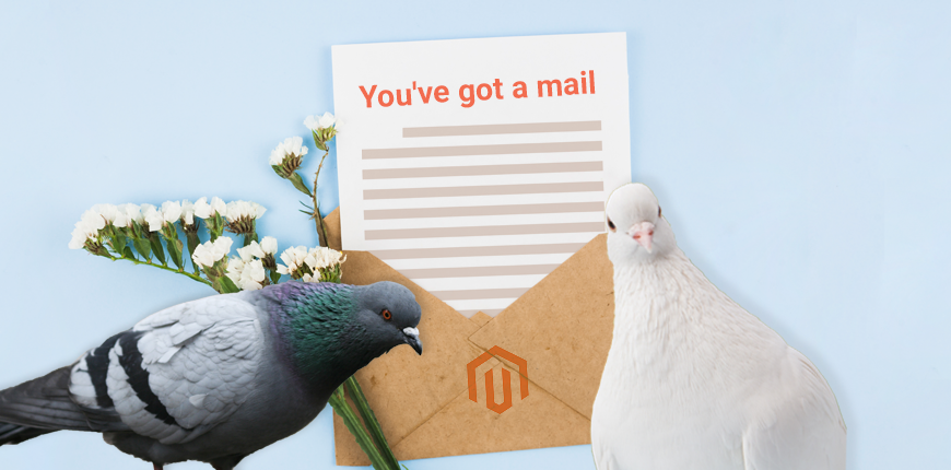 How to customize header email in Magento 2
