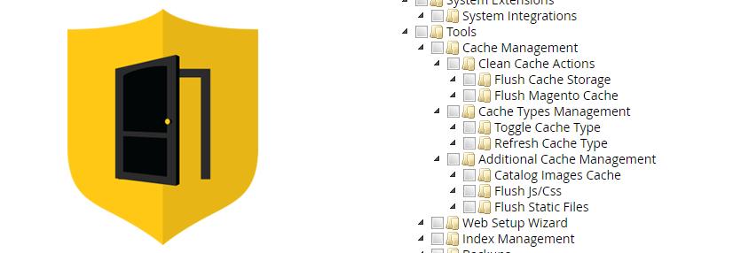 Magento-2.3-Cache-Management-Access-Control