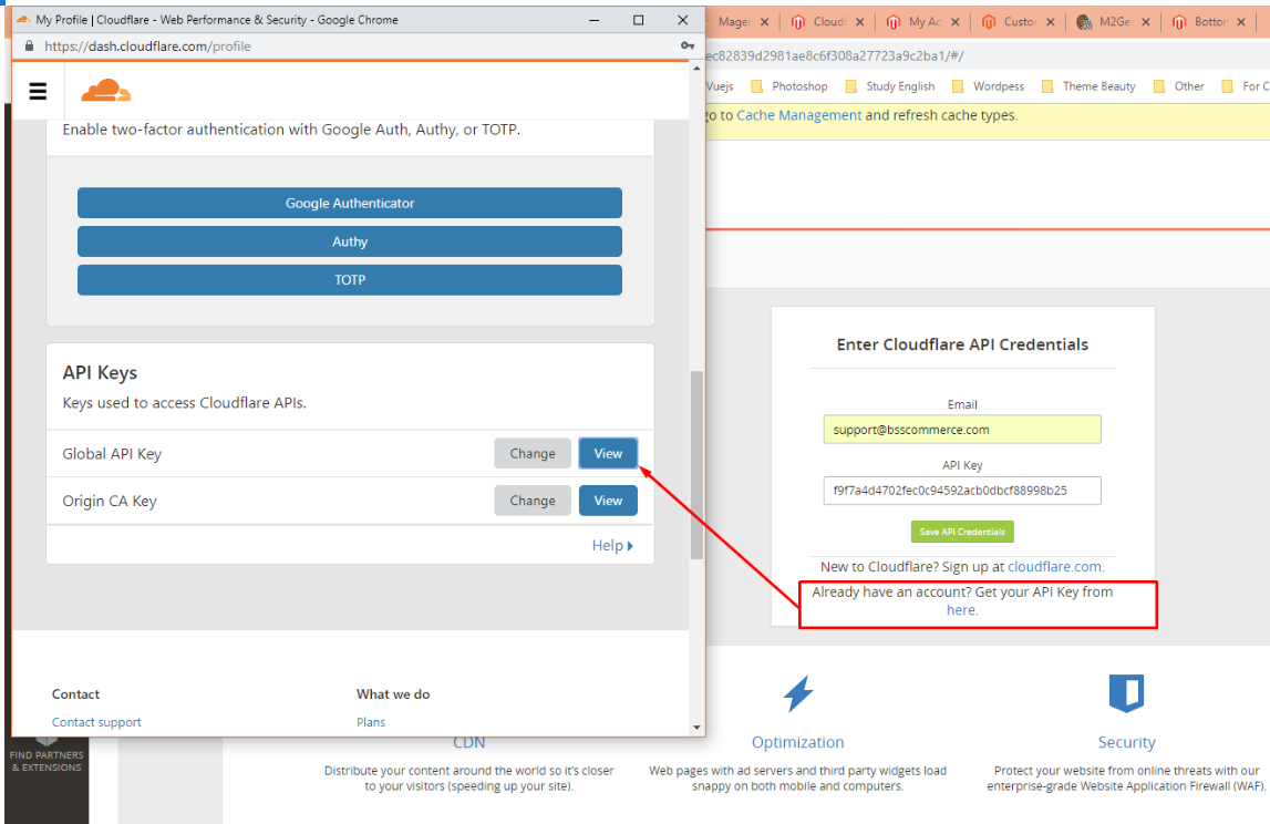 How To Install Cloudflare CDN For Magento 2 - BSSCommerce Blog