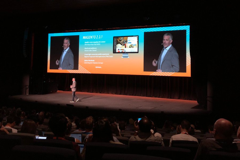 magento 2.3.1 Jason Woosley speech at Magento Live (Australia)