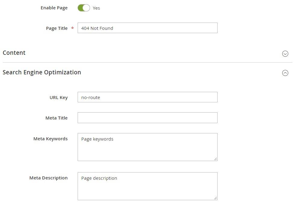 magento-url-rewrite-cms-page