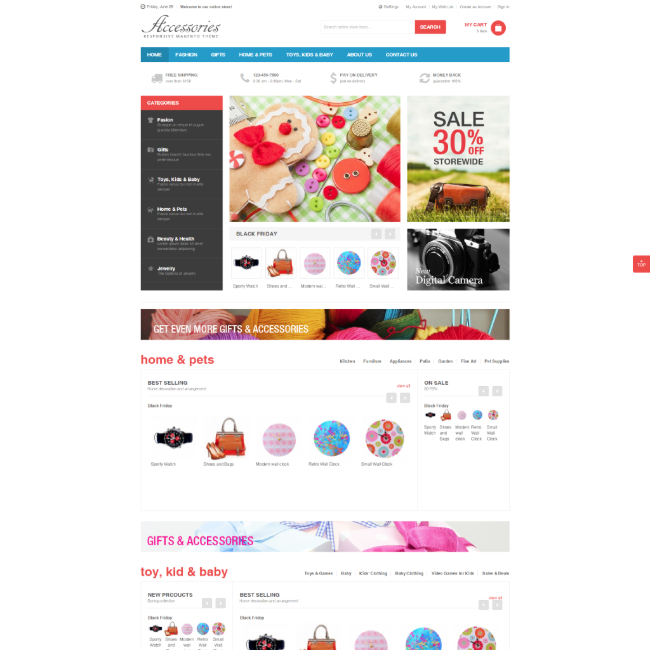 free-magento-2-theme-accessories