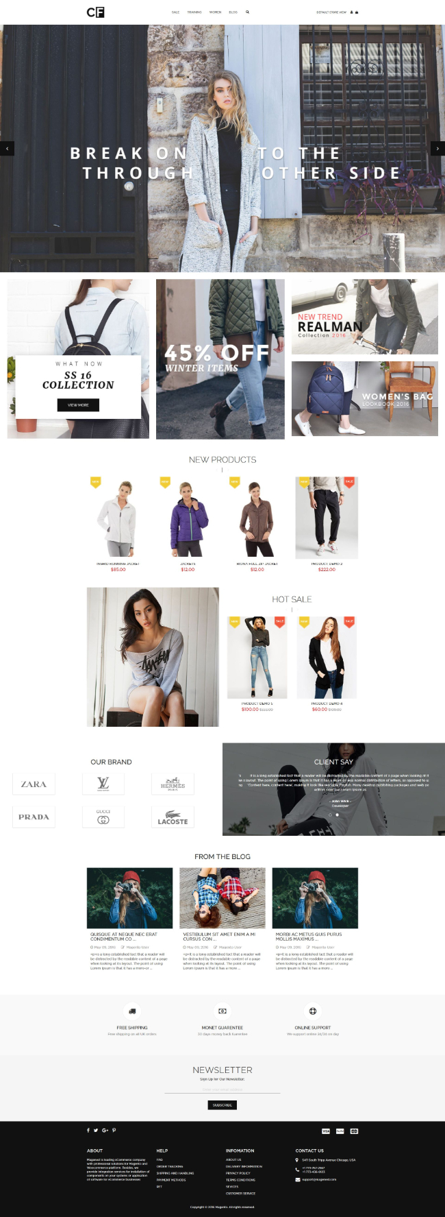 premium-magento-2-theme-couture fashion