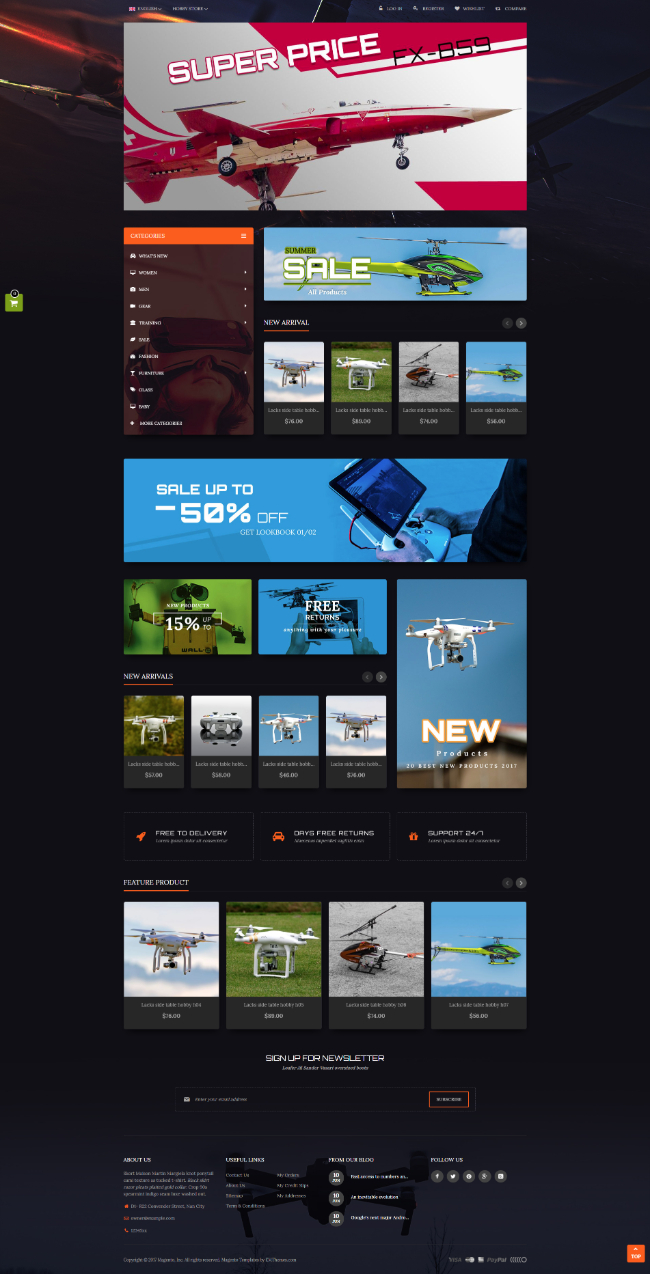 premium-magento-2-theme-everything