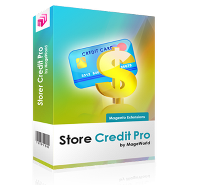 Magento reseller extension store credit
