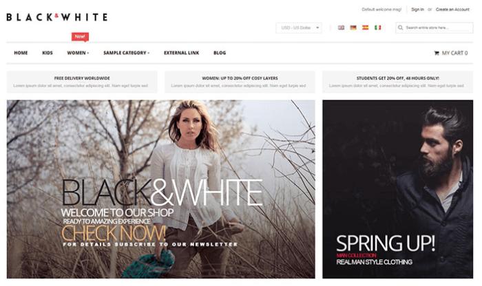 blackwhite-responsive-magento-b2b-theme