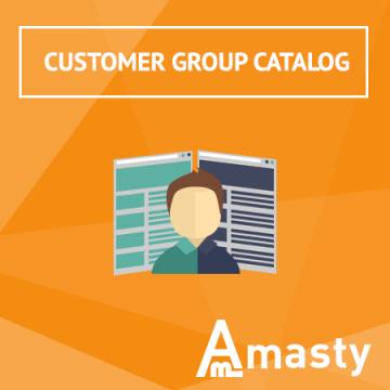 customer-group-catalog