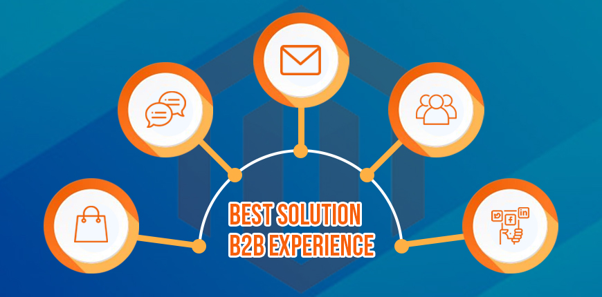 b2b-experience-magento