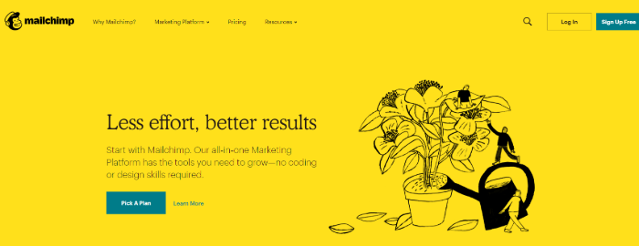 mailchimp-businesses-that-sell-to-other-businesses-b2b-ecommerce-examples