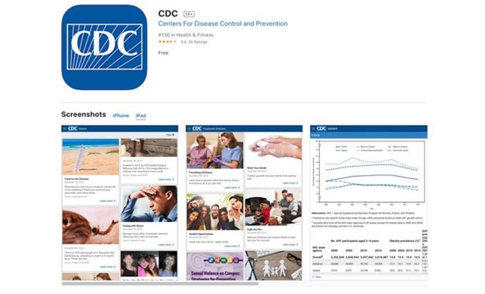 CDC-app