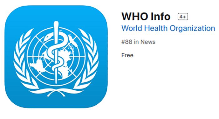 WHO-app