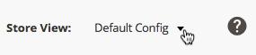 mailchimp-subscriber-default-config-drop-down-menu