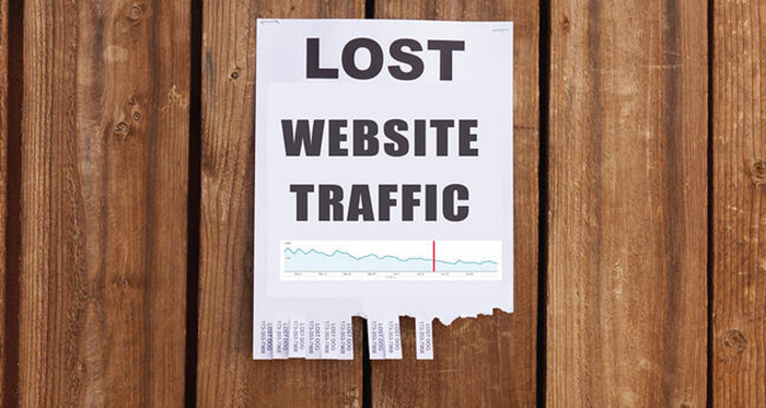 lost-traffic-due-to-website-migration